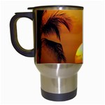 Sun-Set Travel Mug (White)