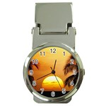 Sun-Set Money Clip Watch