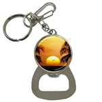 Sun-Set Bottle Opener Key Chain
