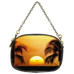 Sun-Set Cosmetic Bag (Two Sides)