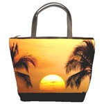 Sun-Set Bucket Bag