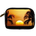 Sun-Set Digital Camera Leather Case