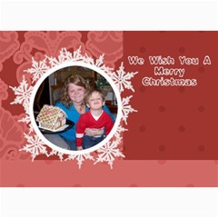 5x7 Christmas Cards   Use Your Own Photos! By Klh   5  X 7  Photo Cards   35crl129hq0c   Www Artscow Com 7 x5 Photo Card - 7