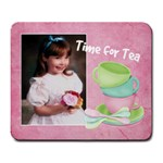 TeaParty Mousepad - Large Mousepad