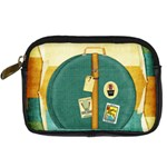 Travel Bug Camera Case - Digital Camera Leather Case