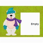 Cool YuleCards 7  x 5  - Set of 10 - 5  x 7  Photo Cards
