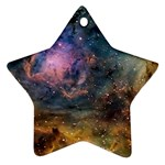 m8_sherick_big Star Ornament (Two Sides)