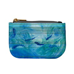 Shallow Depths By Alana   Mini Coin Purse   Yefrr7to6oov   Www Artscow Com Front