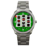 JACKPOT_IMJUSTLUCKY600X600 Sport Metal Watch