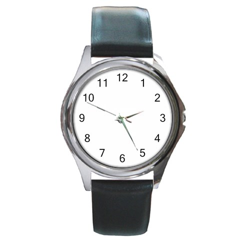 By Eleonora   Round Metal Watch   If79qebw3pdz   Www Artscow Com Front