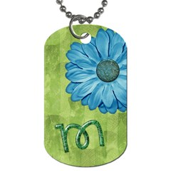Dog Tag By Mikki   Dog Tag (two Sides)   Traxxzdx4puu   Www Artscow Com Front