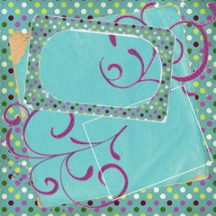 Bliss Pages, 10 Quick Pages By Mikki   Scrapbook Page 12  X 12    G1f84y1jjge3   Www Artscow Com 12 x12 Scrapbook Page - 10