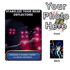 Starship Battles V1 By Mark Chaplin   Playing Cards 54 Designs   Uk86fersplko   Www Artscow Com Front - Heart6