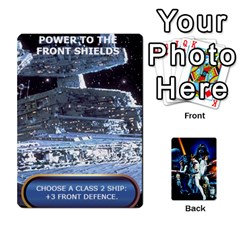 Starship Battles V1 By Mark Chaplin   Playing Cards 54 Designs   Uk86fersplko   Www Artscow Com Front - Spade4