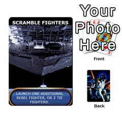 Starship Battles V1 By Mark Chaplin   Playing Cards 54 Designs   Uk86fersplko   Www Artscow Com Front - Club10