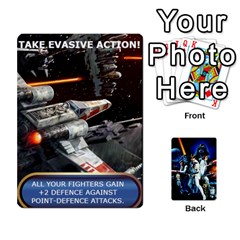 Starship Battles V1 By Mark Chaplin   Playing Cards 54 Designs   Uk86fersplko   Www Artscow Com Front - Joker1
