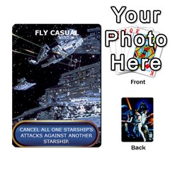 Starship Battles V1 By Mark Chaplin   Playing Cards 54 Designs   Uk86fersplko   Www Artscow Com Front - Spade10