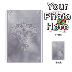 Edel, Stein & Reich By Curt Carpenter   Multi Purpose Cards (rectangle)   Bu5y3qwlev19   Www Artscow Com Back 9