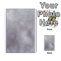 Edel, Stein & Reich By Curt Carpenter   Multi Purpose Cards (rectangle)   Bu5y3qwlev19   Www Artscow Com Back 37