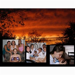 Birhtday Alender By Cheryl   Wall Calendar 11  X 8 5  (12 Months)   Wf3ozlxvmbfc   Www Artscow Com Month