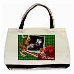 LUCAS CHRISTMAS BAG 2009 - Basic Tote Bag