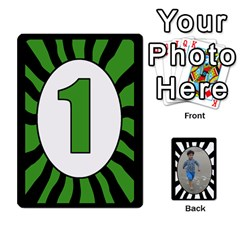 My Card Game Part 1 By Carmensita   Playing Cards 54 Designs   7f0rsqsijitj   Www Artscow Com Front - Spade3