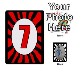 My Card Game Part 1 By Carmensita   Playing Cards 54 Designs   7f0rsqsijitj   Www Artscow Com Front - Diamond2