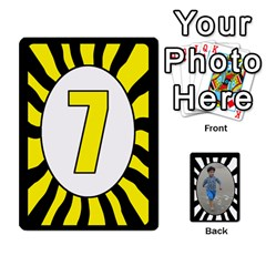 My Card Game Part 2 By Carmensita   Playing Cards 54 Designs   Thgn31exccsm   Www Artscow Com Front - Diamond3