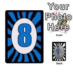 My Card Game Part 2 By Carmensita   Playing Cards 54 Designs   Thgn31exccsm   Www Artscow Com Front - Diamond4