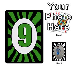 My Card Game Part 2 By Carmensita   Playing Cards 54 Designs   Thgn31exccsm   Www Artscow Com Front - Diamond9