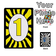 My Card Game Part 2 By Carmensita   Playing Cards 54 Designs   Thgn31exccsm   Www Artscow Com Front - Club2