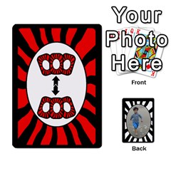 My Card Game Part 2 By Carmensita   Playing Cards 54 Designs   Thgn31exccsm   Www Artscow Com Front - Club5