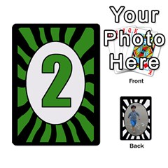 My Card Game Part 2 By Carmensita   Playing Cards 54 Designs   Thgn31exccsm   Www Artscow Com Front - Spade7