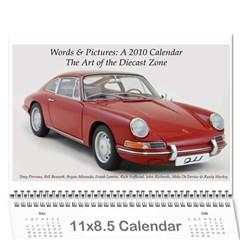 Calproj By Rusty   Wall Calendar 11  X 8 5  (12 Months)   3cytjx71py5x   Www Artscow Com Cover