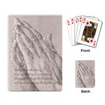 Serenity Cards Oblong - Playing Cards Single Design