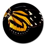 butterfly-pop-art-print-11 Round Mousepad