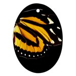 butterfly-pop-art-print-11 Ornament (Oval)