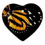 butterfly-pop-art-print-11 Ornament (Heart)