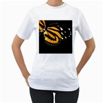 butterfly-pop-art-print-11 Women s T-Shirt