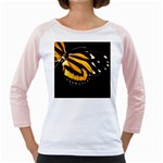 butterfly-pop-art-print-11 Girly Raglan