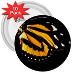 butterfly-pop-art-print-11 3  Button (10 pack)