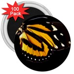 butterfly-pop-art-print-11 3  Magnet (100 pack)