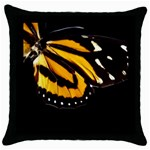 butterfly-pop-art-print-11 Throw Pillow Case (Black)