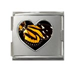 butterfly-pop-art-print-11 Mega Link Heart Italian Charm (18mm)