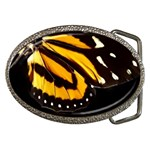 butterfly-pop-art-print-11 Belt Buckle