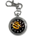 butterfly-pop-art-print-11 Key Chain Watch
