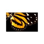 butterfly-pop-art-print-11 Sticker (Rectangular)