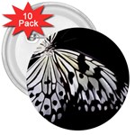 butterfly-pop-art-print-13 3  Button (10 pack)