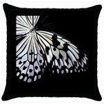 butterfly-pop-art-print-13 Throw Pillow Case (Black)