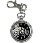 butterfly-pop-art-print-13 Key Chain Watch